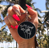 Feeling Myself Keychain
