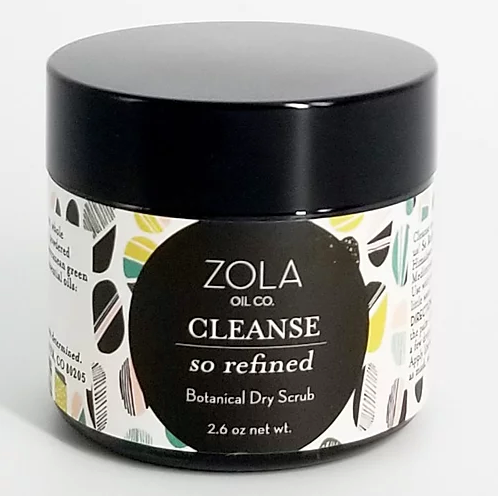 So Refined Scrub / Mask by Zola Oil Co.