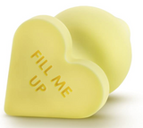'Fill me Up' Candy Heart Plug
