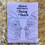 Daisy and Hutch Adult Coloring Book