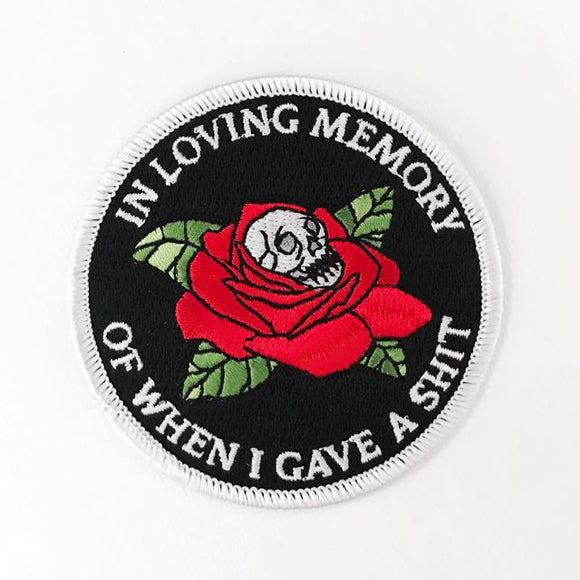 In Loving Memory Patch