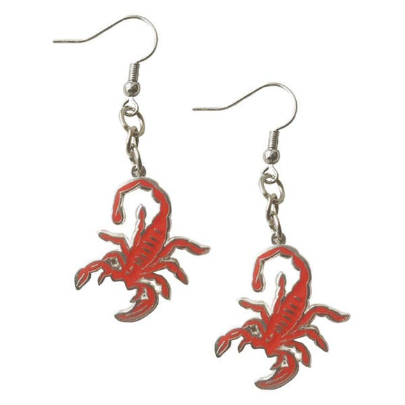 Scorpion Earrings
