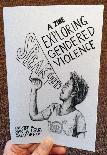 Speak Out! Zine