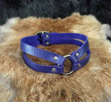 Talisman Leather 'Zorra' Collar