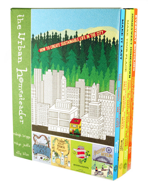The Urban Homesteader Book Collection