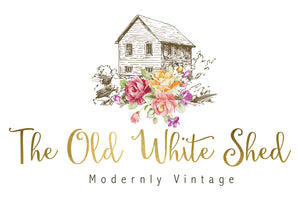 The Old White Shed