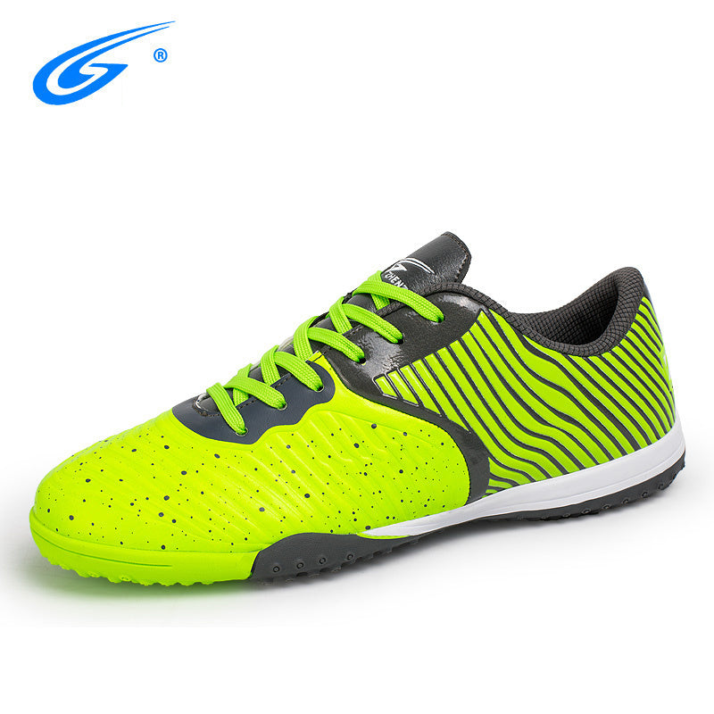 feed7a71d6a Breathable Men Football Boots Kids Indoor Shoes Soccer Artificial Grass  Ground(AG) Professional Soccer ...