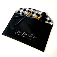 Load image into Gallery viewer, Custom Branded Makeup bag