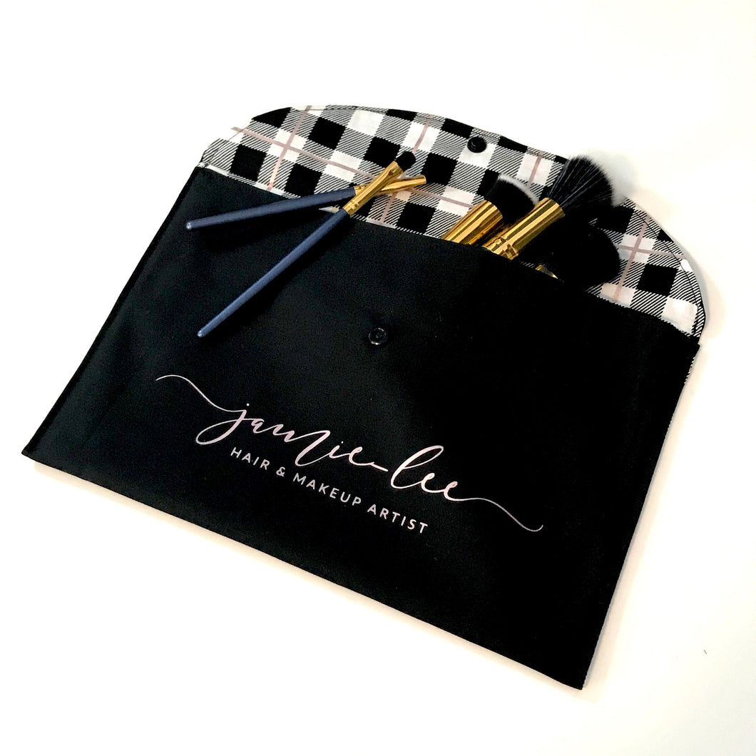 Custom Branded Makeup bag