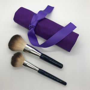 Custom Branded Makeup Brush roll