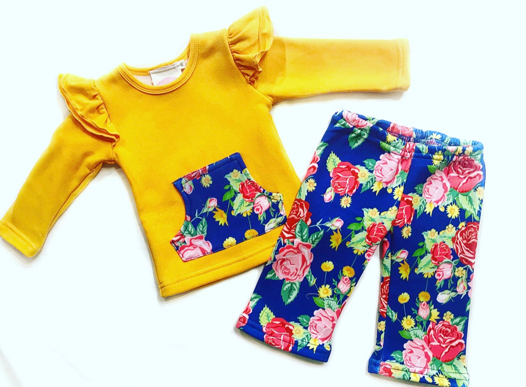 Girls 2pcs Set - Katie