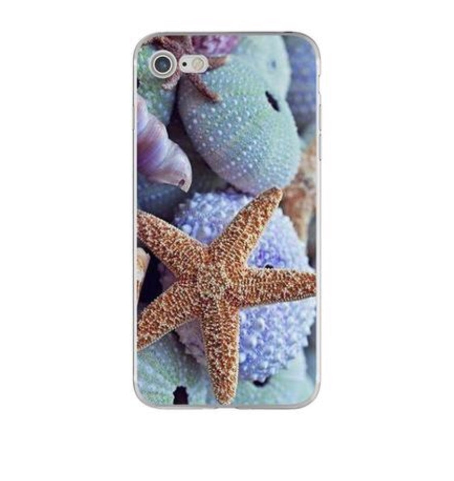 iPhone Cover - Starfish
