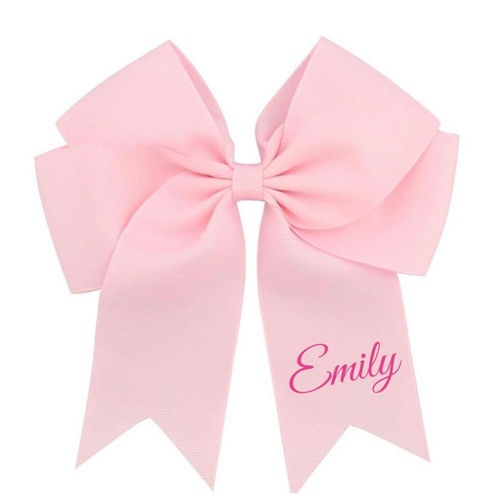 Personalised Hair Bows