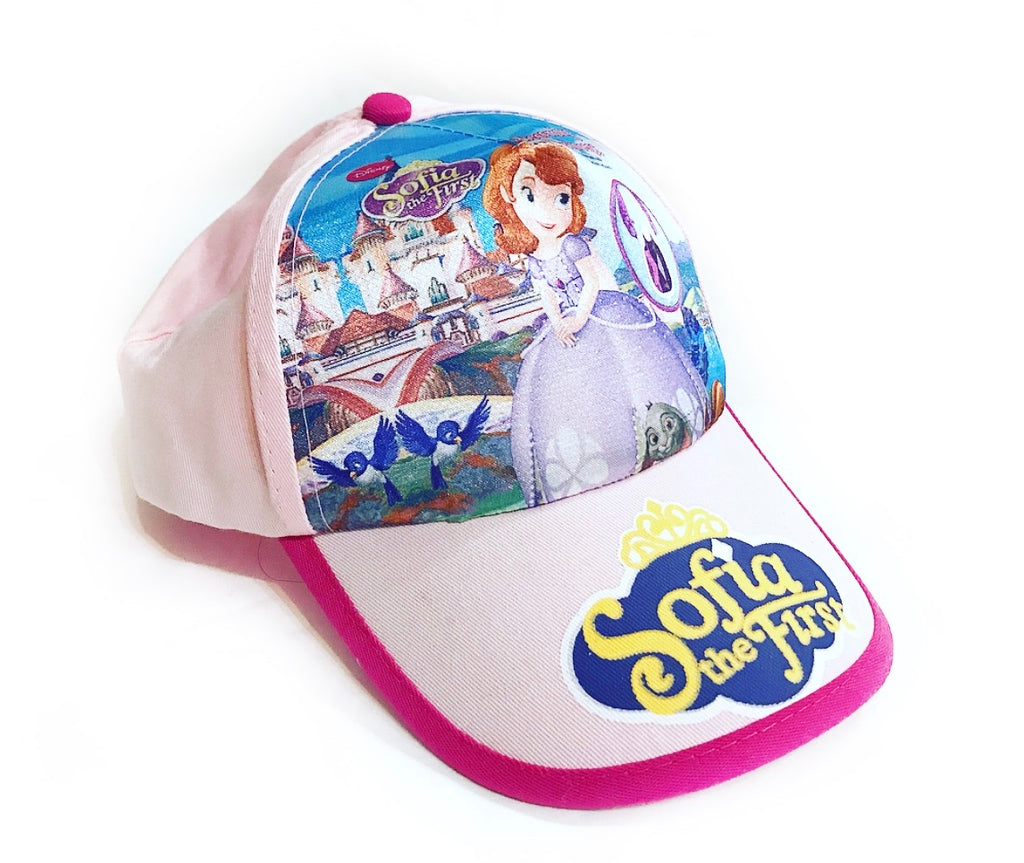 Sofia The First Cap