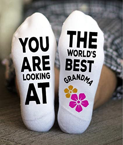 """If you can read this"" Socks"