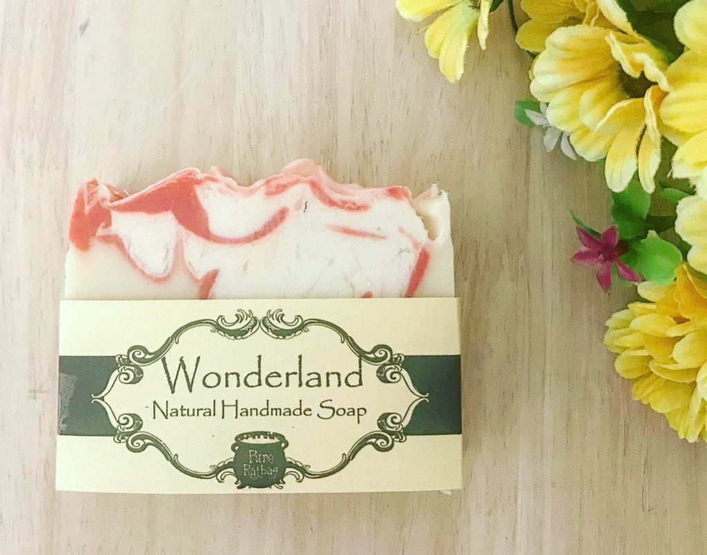 Luxury Essential Oil Soap - Wonderland