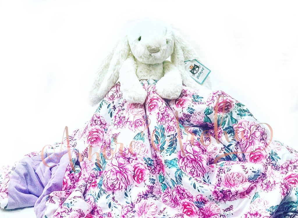 Cuddle Blanket - Cream Jellycat