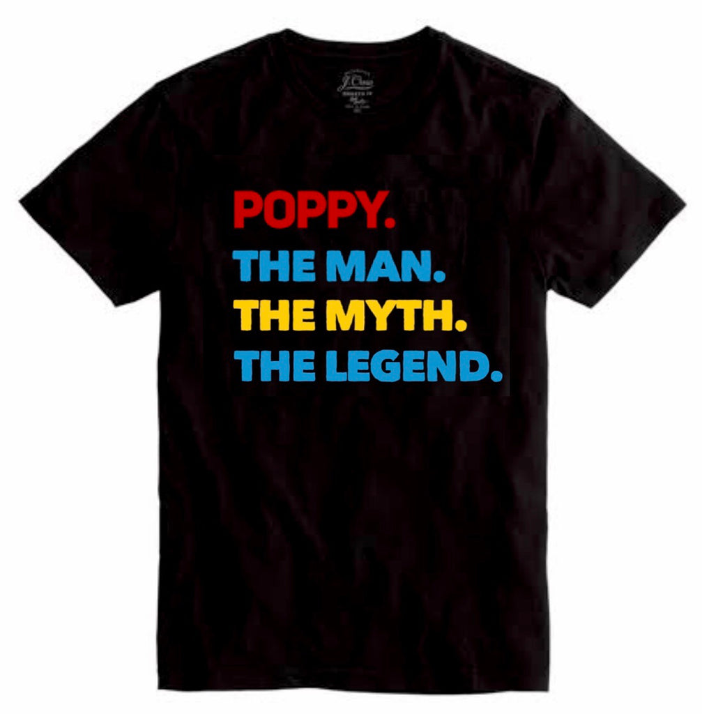 Poppy Legend Tee