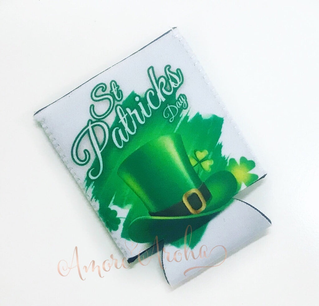 St. Patrick's Day Stubby Holder