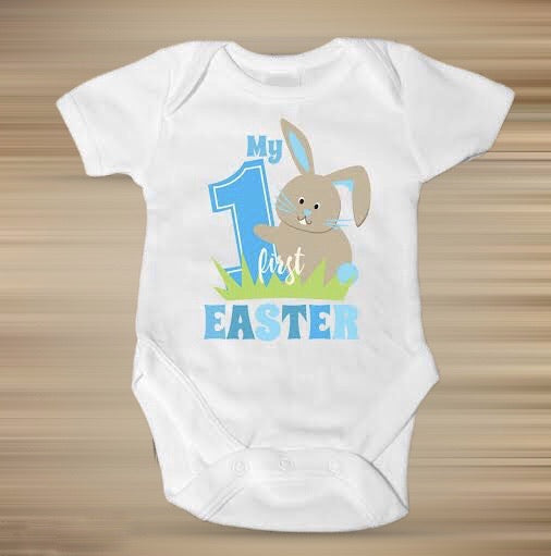 My 1st Easter Onesie