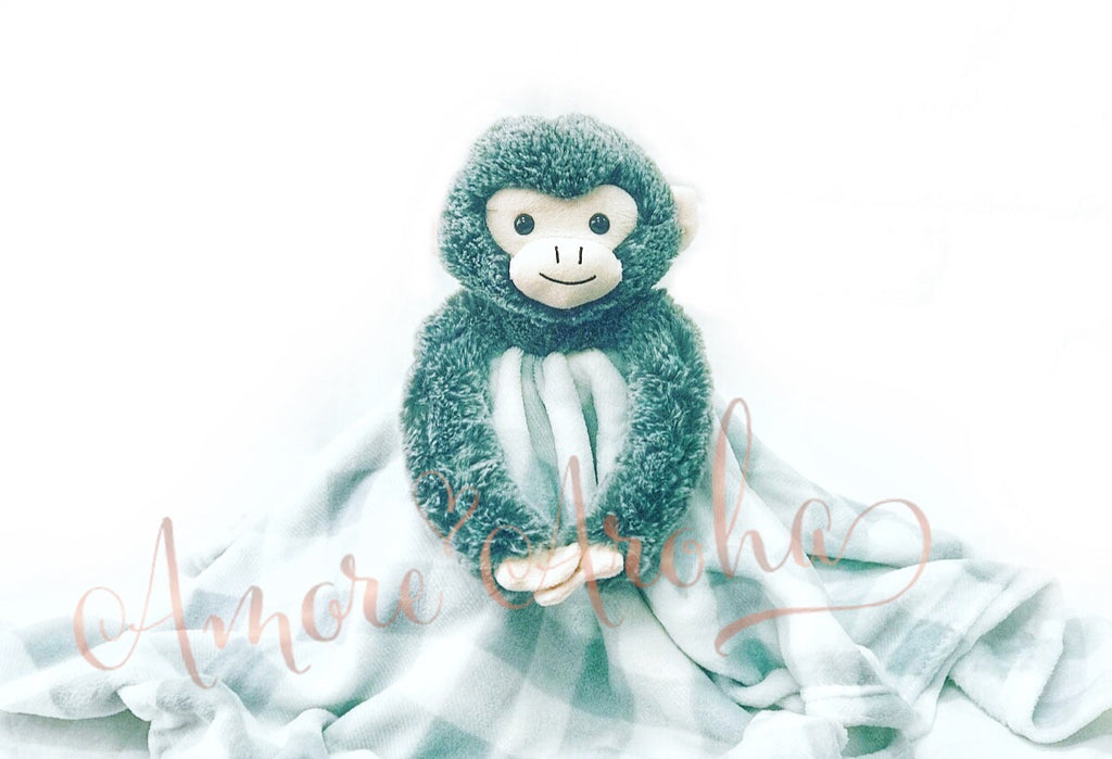 Cuddle Blanket - Monkey