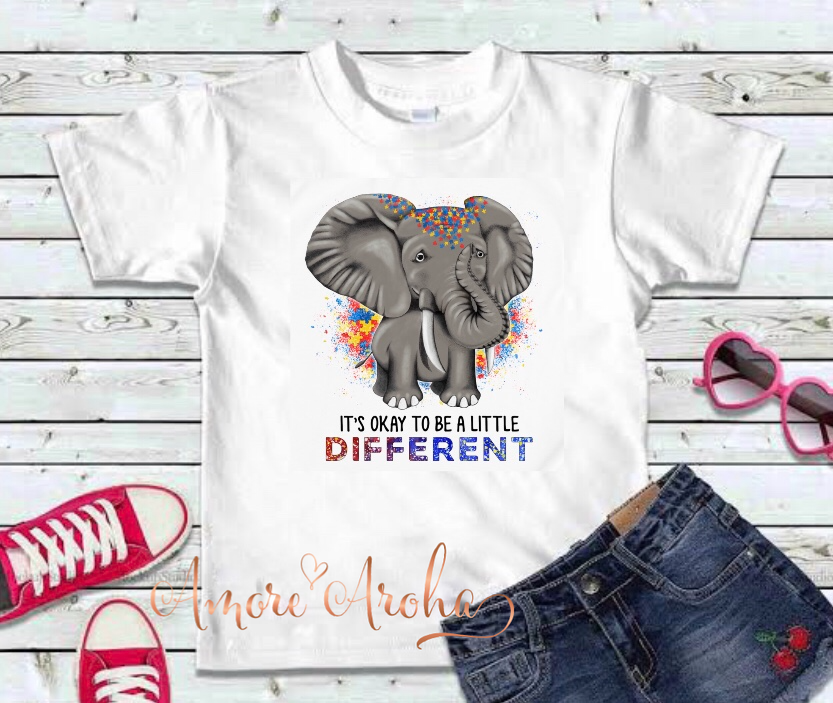 It's ok to be different Tshirt