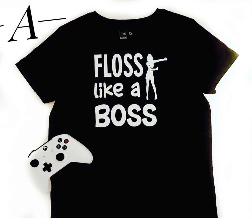 Floss like a Boss shirt