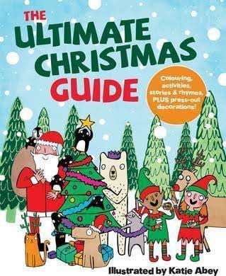 The Ultimate a Christmas Guide Activity Book