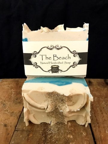 Luxury Essential Oils Soap - The Beach
