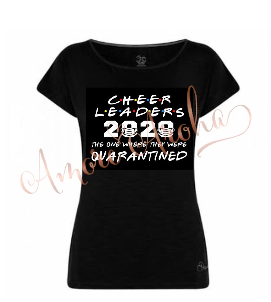 Cheerleader Quarantine Top