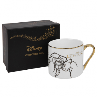 DISNEY COLLECTIBLE MUG LION KING