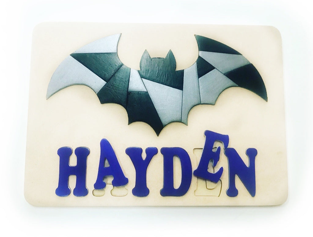 Personalised Batman Puzzle