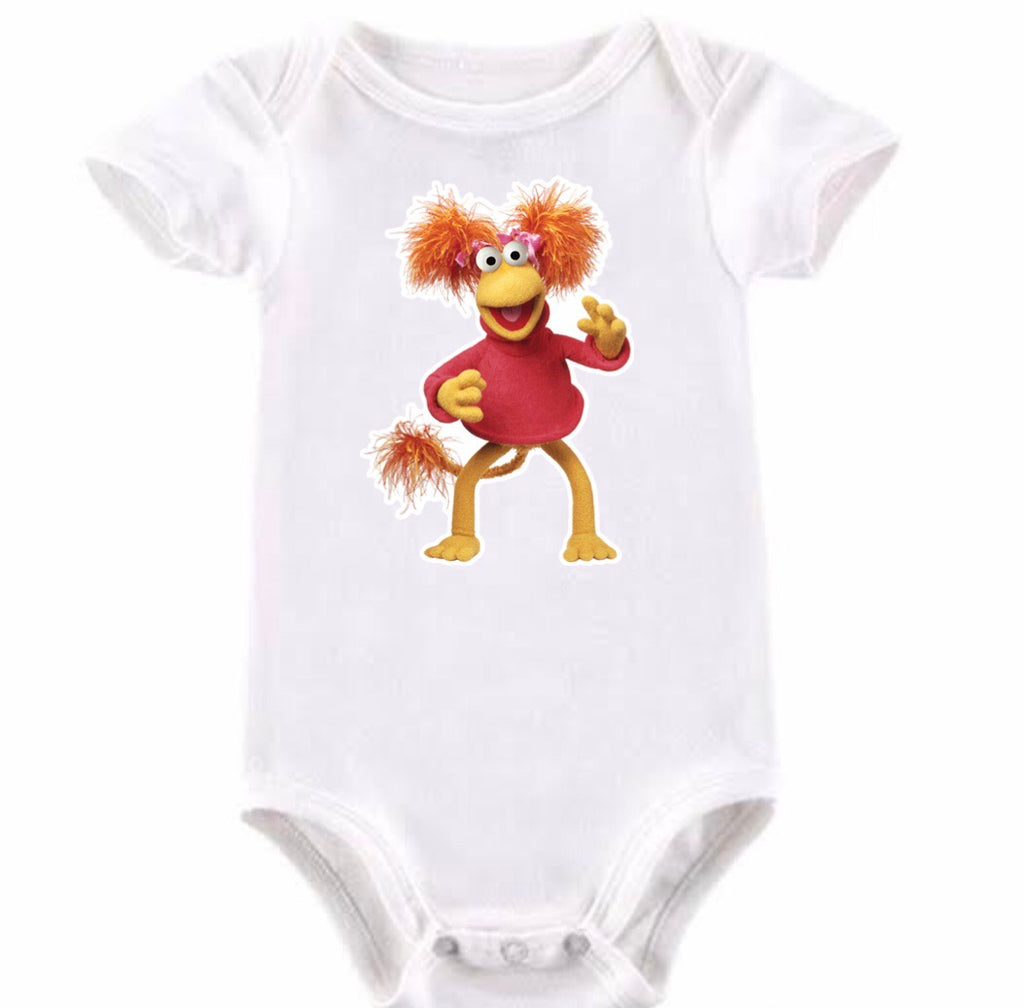Fraggle Rock Romper