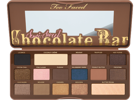 Sweet Chocolate Bar Eyeshadow