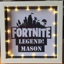 Fortnite Light box