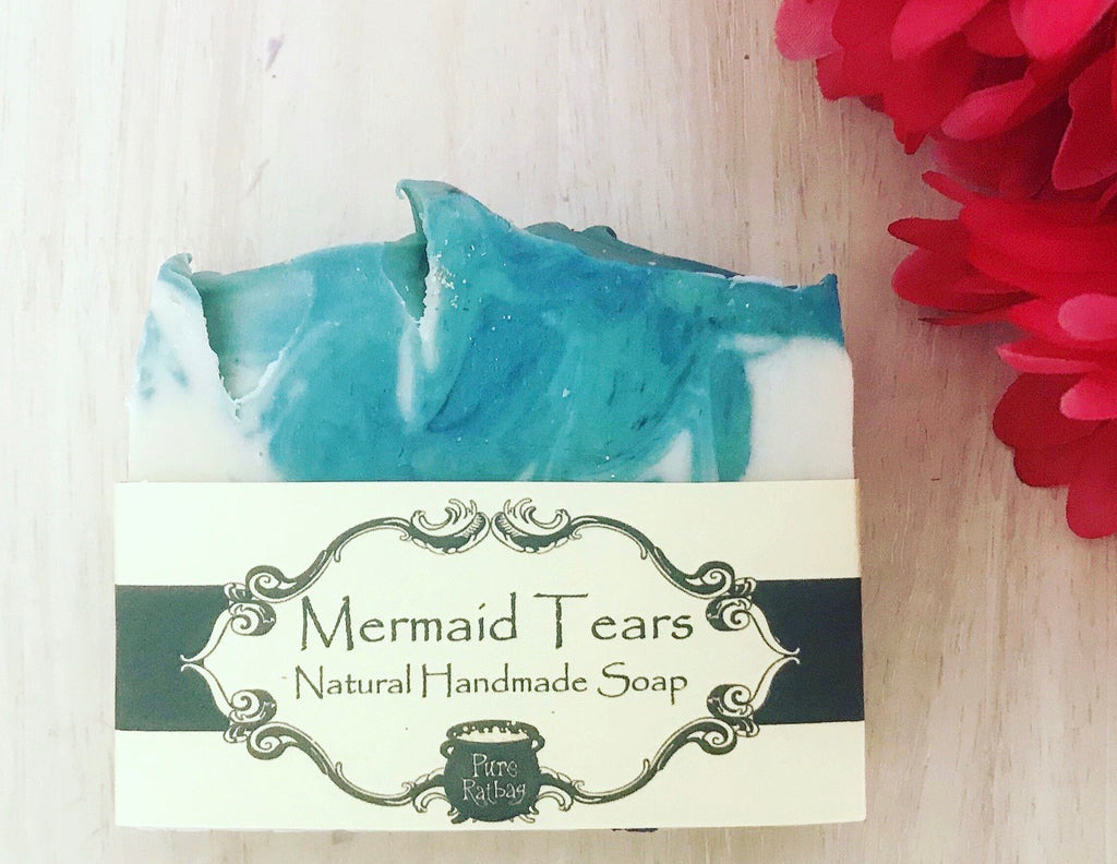 Luxury Soap - Mermaid Tears