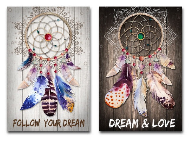 Dream Catcher Canvas