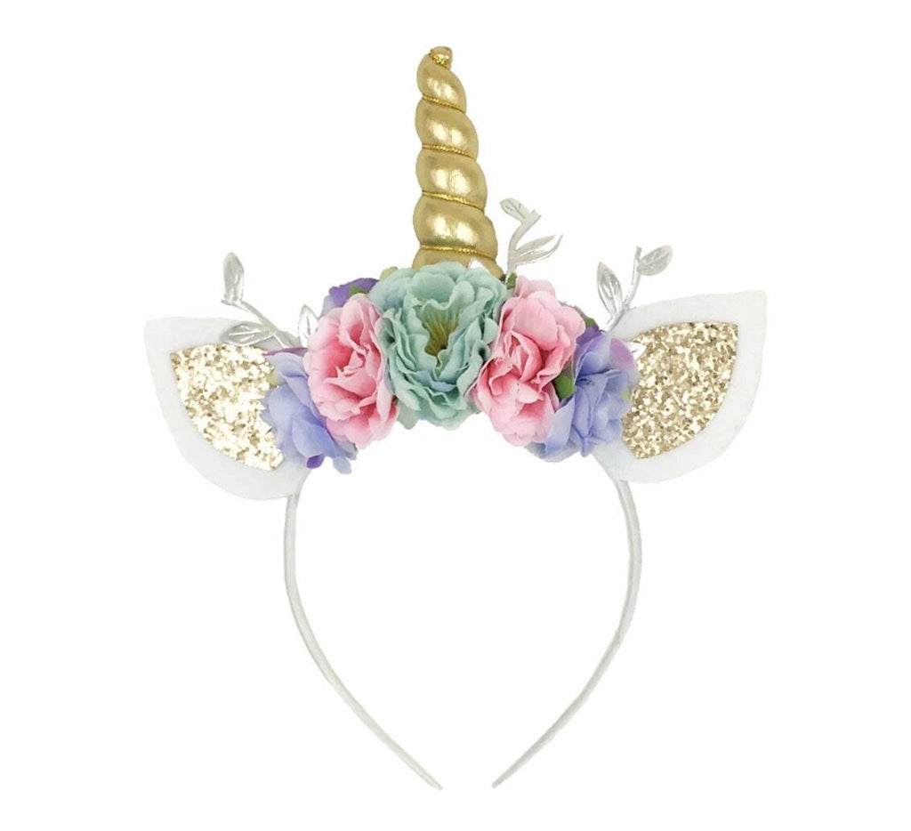 Unicorn Headband - Pastel