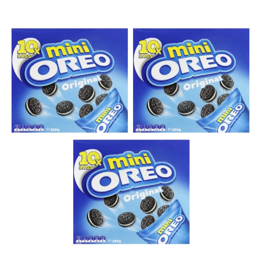 Oreo Mini Biscuits 30Pack