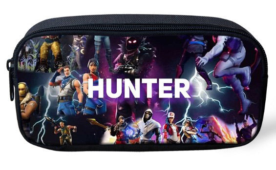 Personalised Pencil Case - Fortnite
