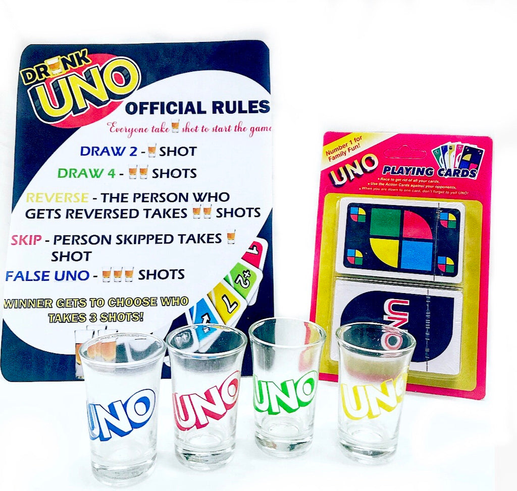 UNO Drinking Game