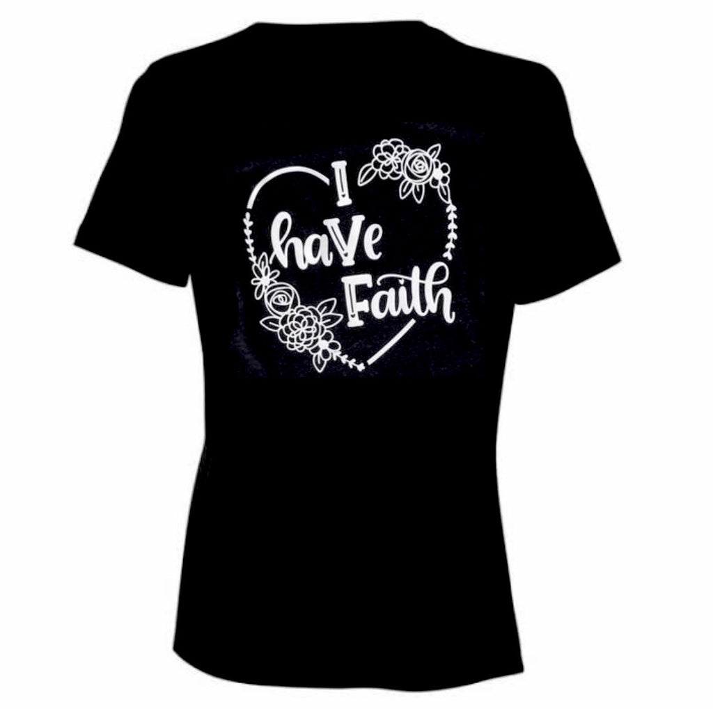 IVF TShirt - I have Faith