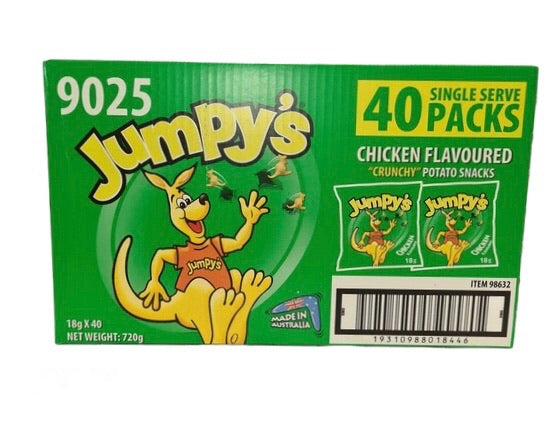Jumpy's Chicken 40 x 18G