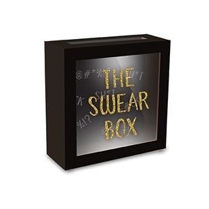 The Swear Box Money Box