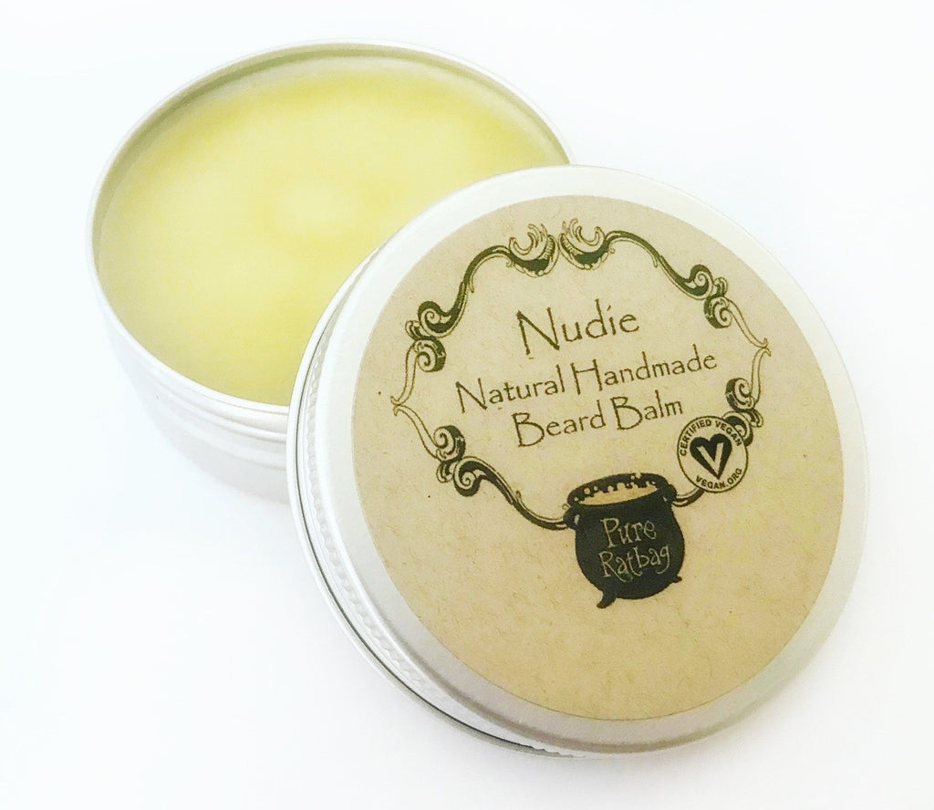 Nudie Natural Handmade Beard Balm