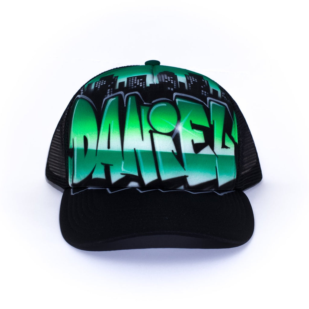 City Trucker - Green