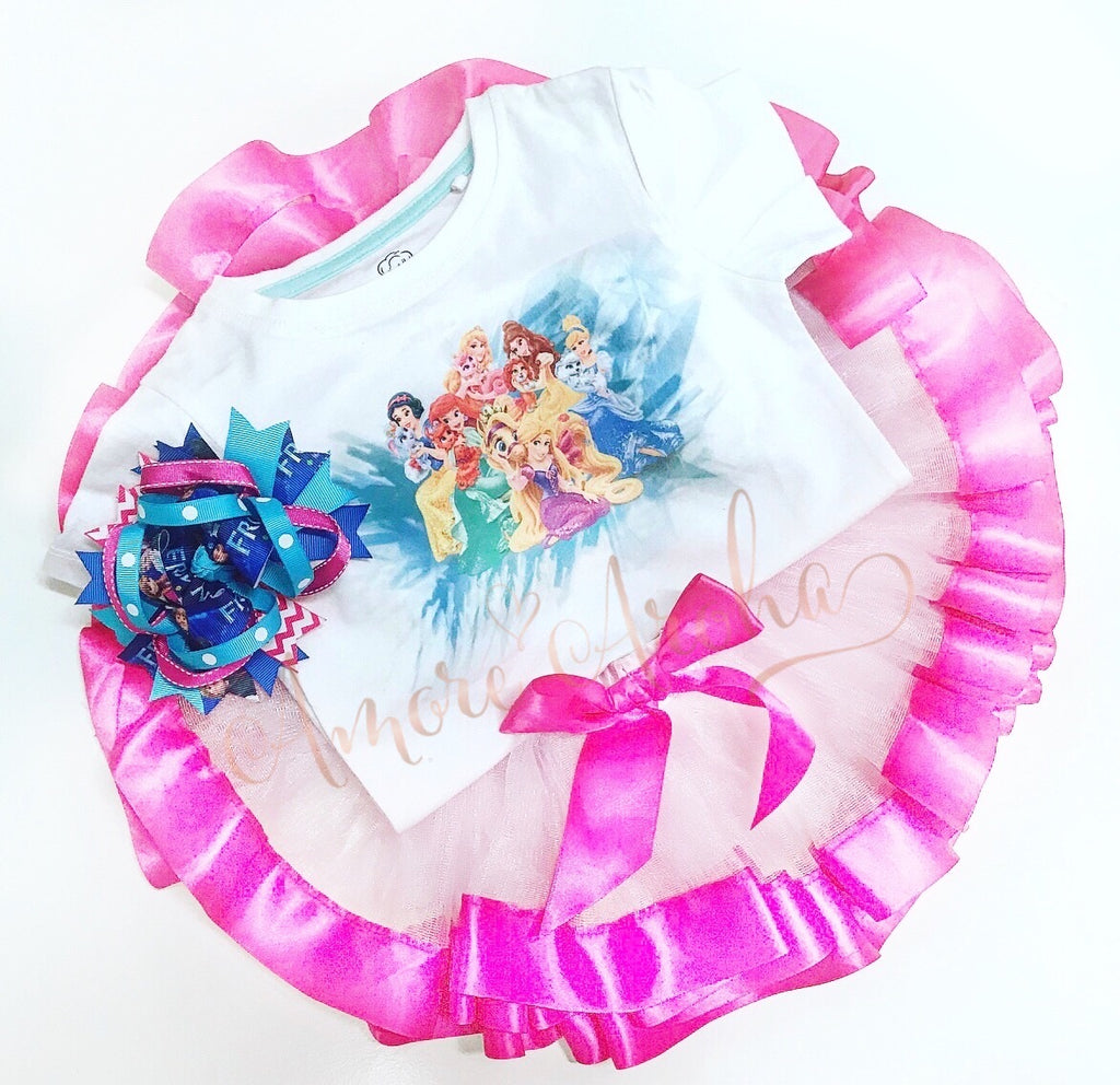 Disney Princess Tutu Set