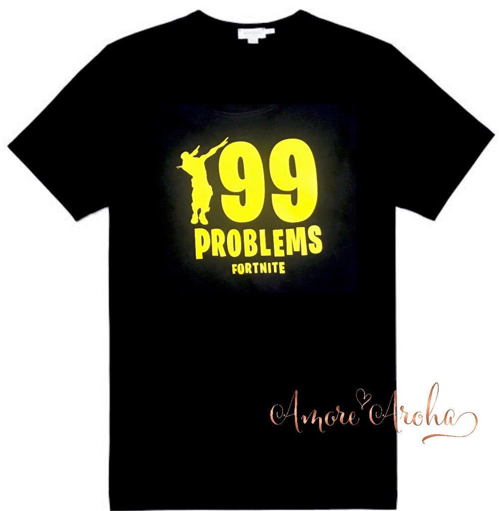 Fortnite 99 Problems Tee