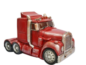 Table Lamp Truck