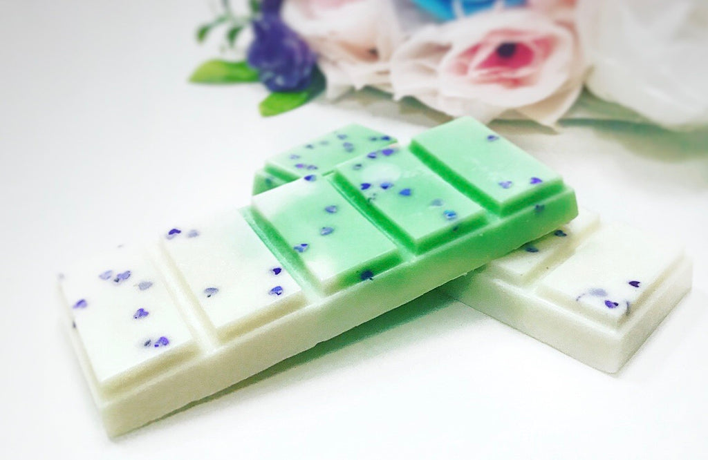 Scented Snap Bar - Bergamot & Patchouli